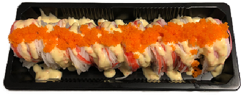 Foto California dragon roll