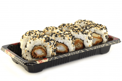 Foto Fried ebi roll