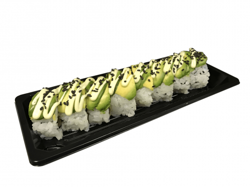 Foto Ocean avocado roll