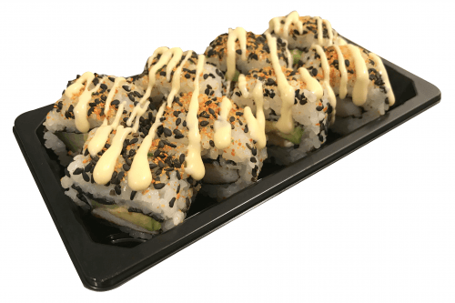 Foto Spicy California roll (spicy topping)